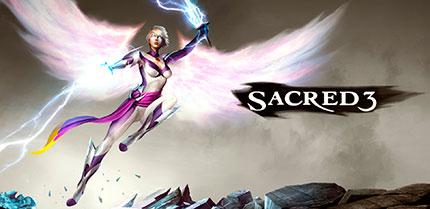 Эксклюзивные обои Sacred 3 - герои